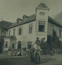 old picture of Wessobrunn
