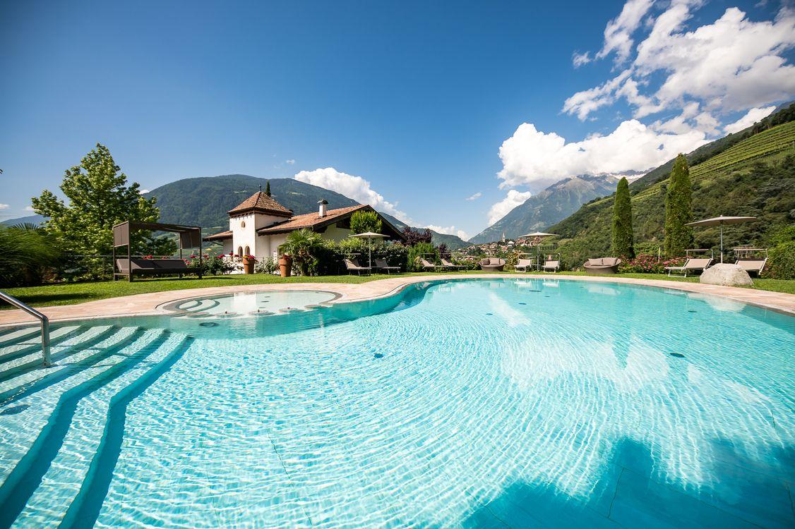 Giardino Hotel Merano Alto Adige Hotel Wessobrunn S