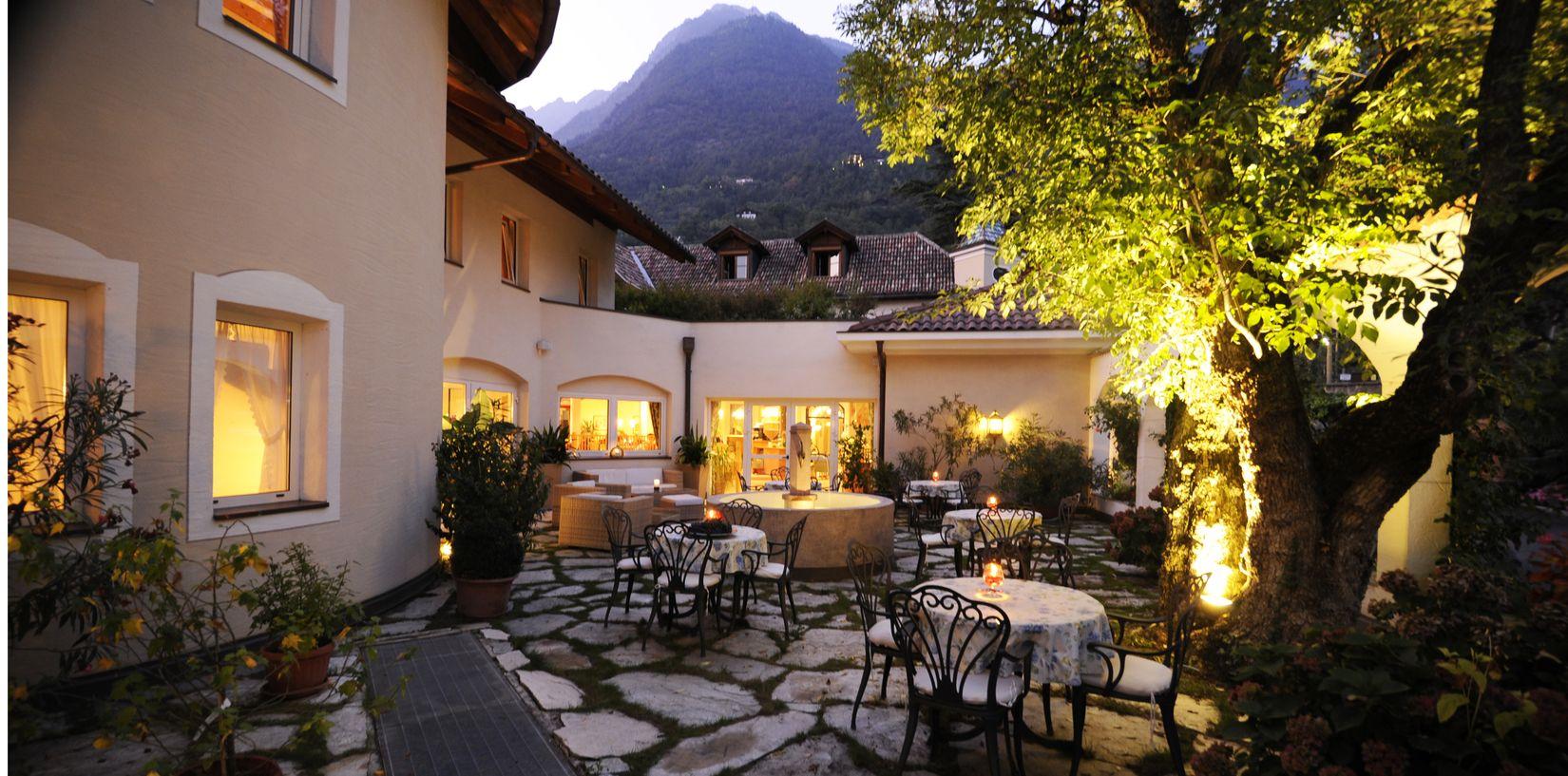 Hotel In Meran 4 Sterne Urlaub Im Hotel Wessobrunn